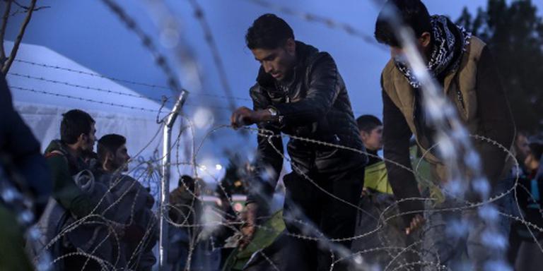 Dit jaar al 100.000 migranten naar Europa
