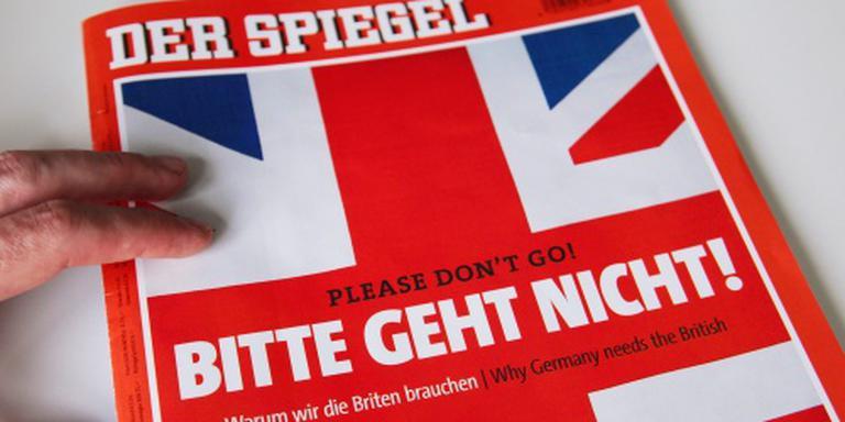 Duitsland treft voorbereidingen Brexit