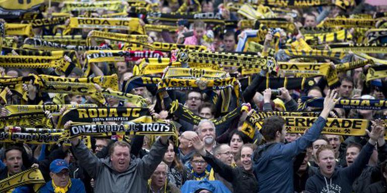 Gewonden door vechtpartij fans MVV en Roda