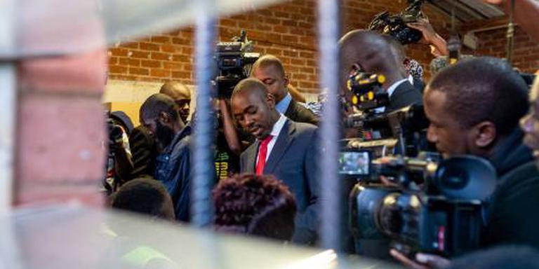 Zimbabwaanse oppositieleider Chamisa hoopvol
