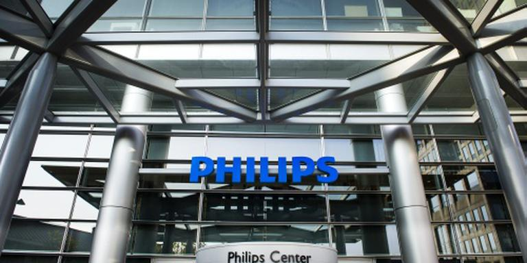 Philips zint op miljardendeals