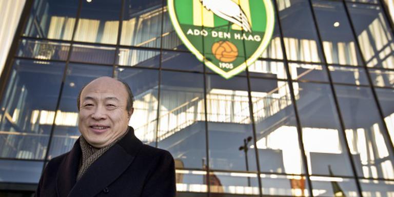 Wang: ADO blijft van Vansen