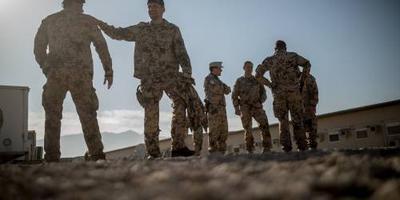 Afghaanse ex-werknemers boos op Duits leger