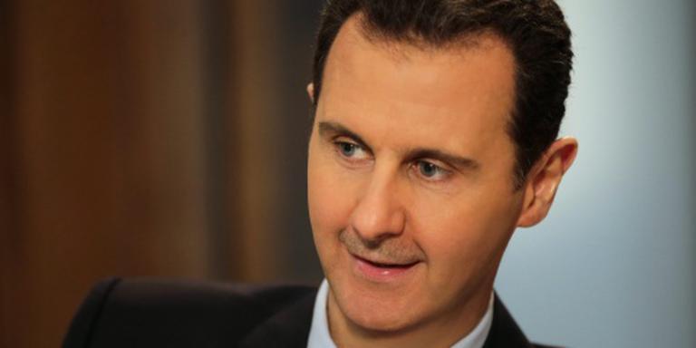 Assad bereid tot staakt-het-vuren