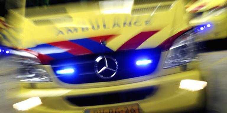 Dode en gewonden door ongeval met busje