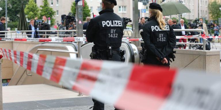 Duits veiligheidskabinet bijeen
