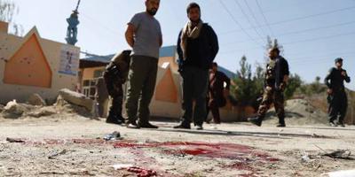 Chaos en dreiging rond verkiezing Afghanistan