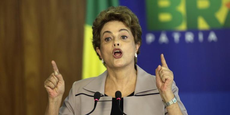 Afzetting Rousseff weer iets dichterbij