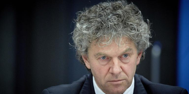 Volgens Jacques Monasch ging het bij de formatie al fout voor de PvdA. FOTO ANO/MARTIJN BEEKMAN