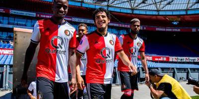 Haps pas na de winterstop terug bij Feyenoord