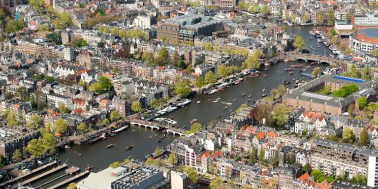 Amsterdam stijgt op lijst duurste steden
