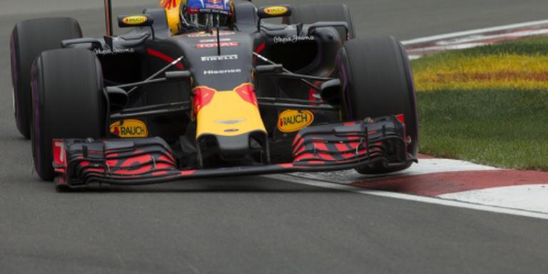 Verstappen vakkundig vierde in GP Canada