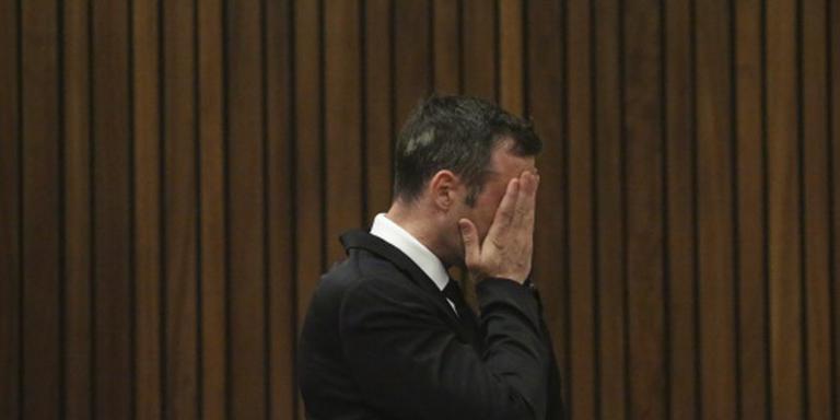 Geen beroep Pistorius tegen veroordeling