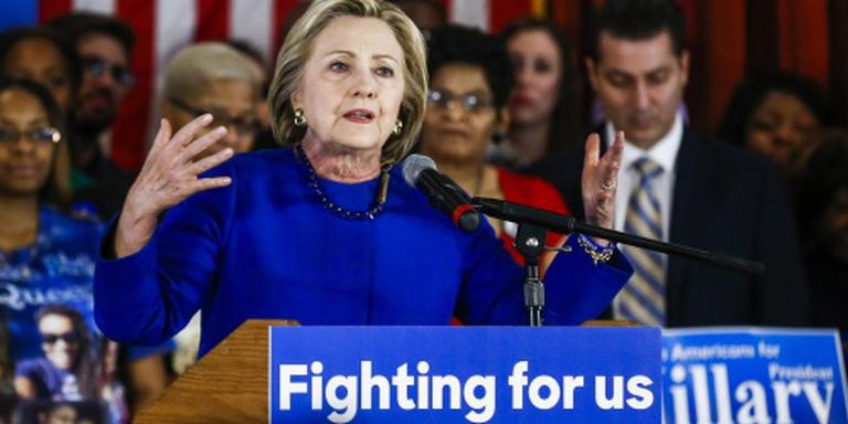 Clinton claimt overwinning in Nevada