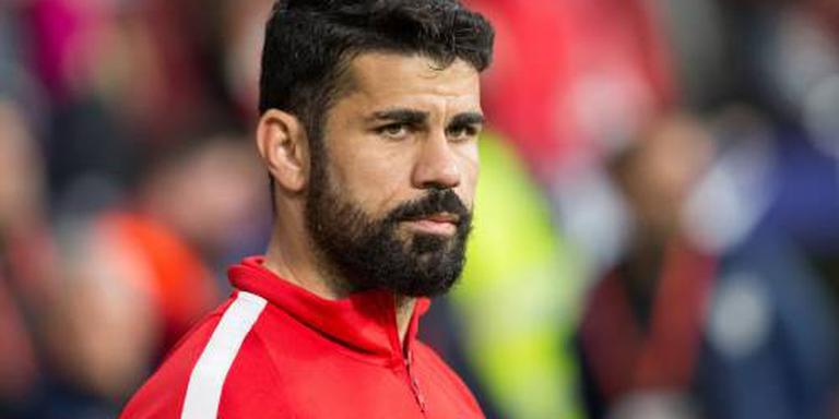 Atlético Madrid is twee spitsen kwijt