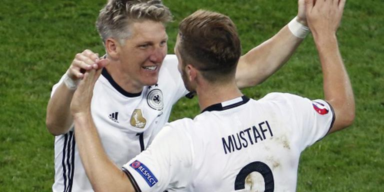 Ruim 2 miljoen zien kampioen Duitsland winnen
