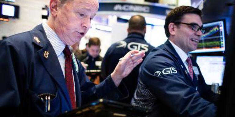 Wall Street hoger op wegebben Syrië-zorgen