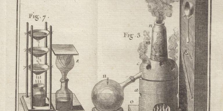 J.A. Nollet, L'Art des experiences ou Auis aux amateurs de la physique, Paris 1770. Illustratie Museum Boerhaave