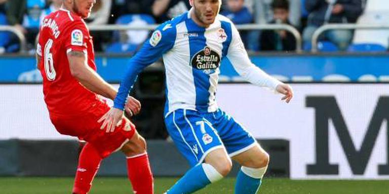 Punt voor Seedorfs Deportivo tegen Sevilla