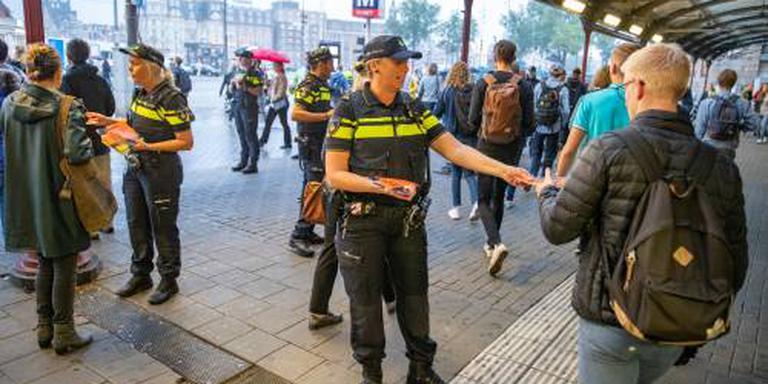 Minister eist dat politie acties annuleert