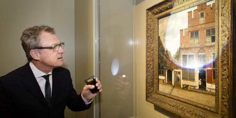 Prinsenhof breekt record met Vermeer