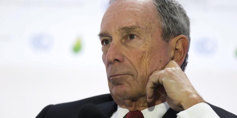 Miljardair Bloomberg overweegt kandidatuur