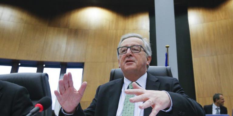 Juncker: alle landen moeten migranten opnemen