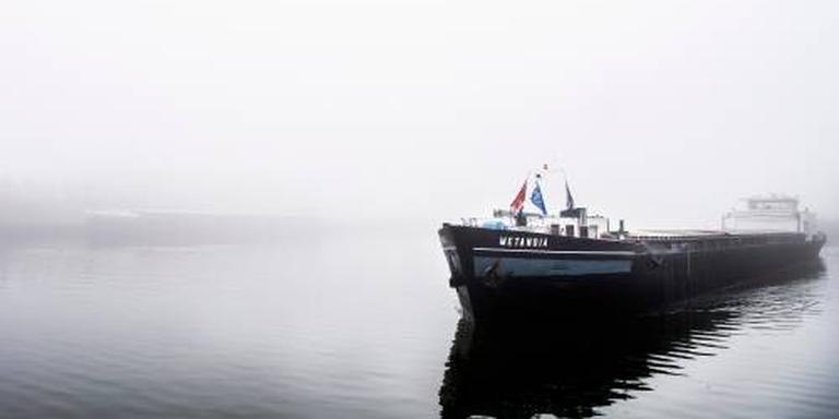 Test met flitspalen voor schepen
