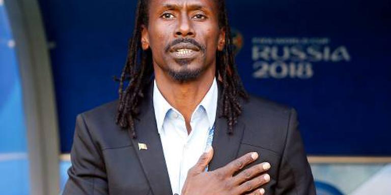 Senegal geeft bondscoach Cissé nieuw contract