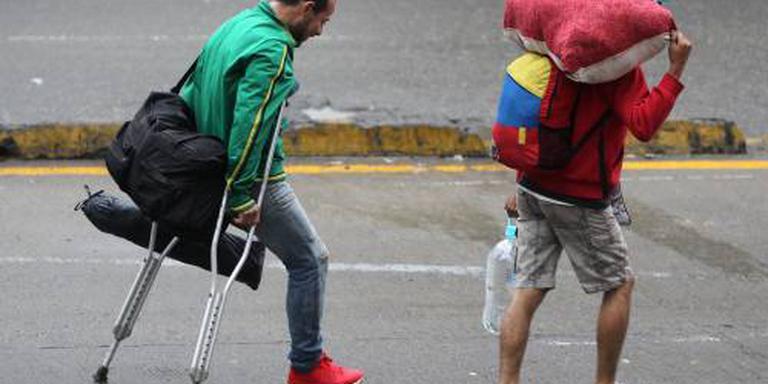 VN: Half miljoen Venezolanen naar Ecuador