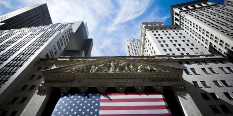 Wall Street zet opmars door