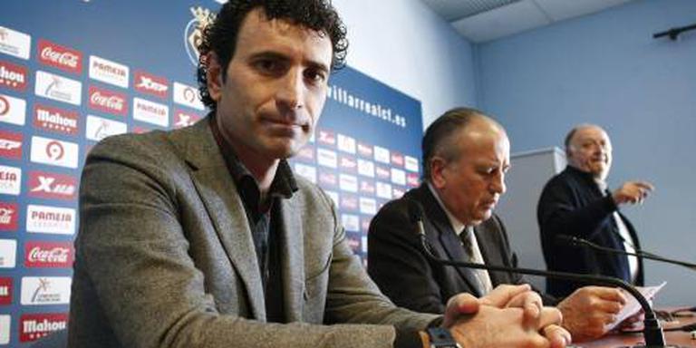 Oud-doelman Molina directeur Spaanse bond