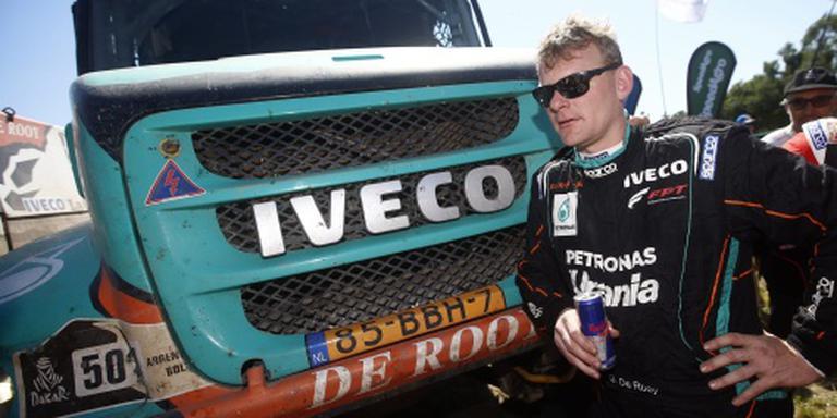 Dakar-winnaar De Rooy gehuldigd