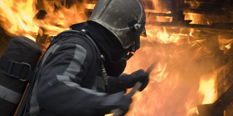 Zeer grote brand in Losser