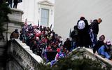 Demonstraties bij Capitoolgebouwen in andere staten