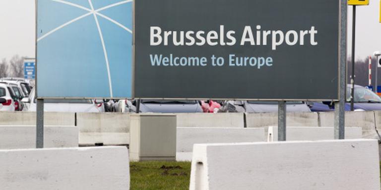 Aanslagen Brussel drukken groei luchtvervoer