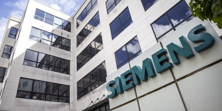 Siemens ziet 2016 zonniger in