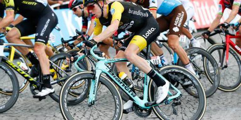 Kruijswijk denkt nog over rol in Vuelta