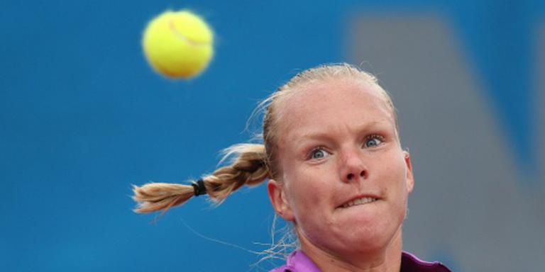Tennisster Bertens naar finale in Neurenberg