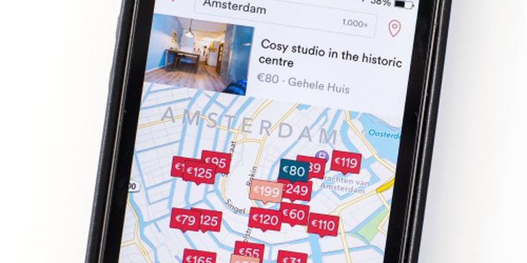 'Airbnb gewaardeerd op 30 miljard dollar'