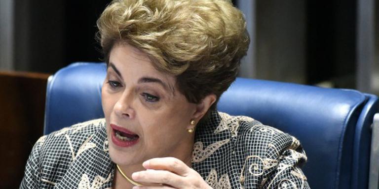 Rousseff in beroep tegen afzetting