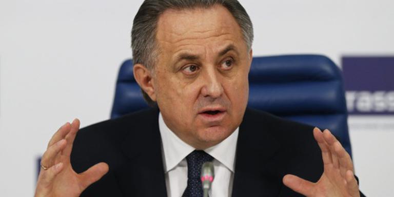 'Rusland dopingvrij maken kost vier jaar'