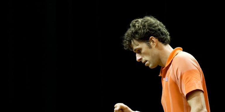 Tennisser Haase bereikt halve finale Gstaad