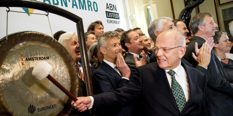 Valse start ABN AMRO bij terugkeer in AEX