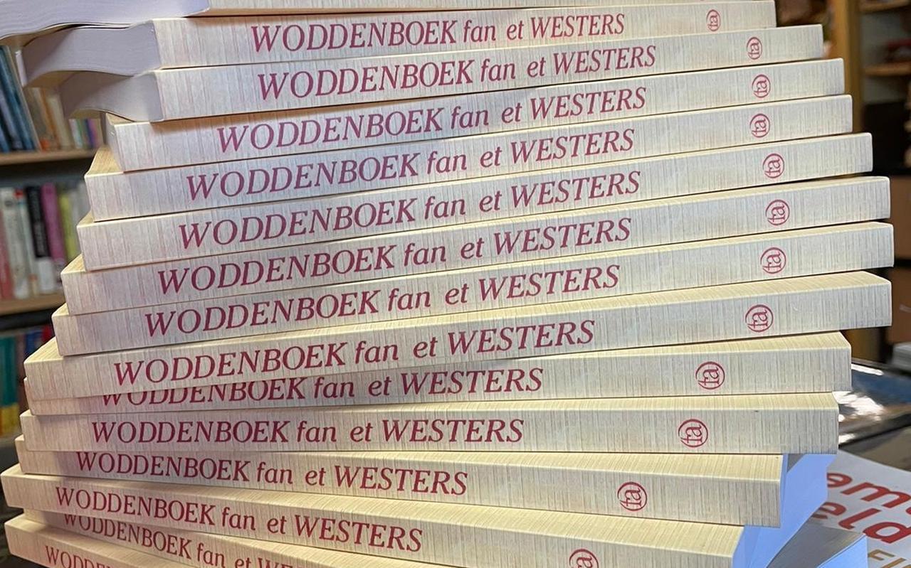 De woordenlijst van het Westers moet uitgroeien tot een heus woordenboek. FOTO AUKJE SCHOL