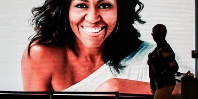 Michelle Obama op kop in Boeken Top 10