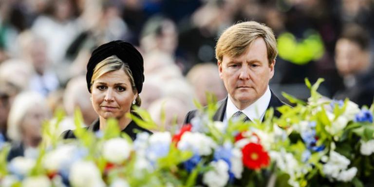 Nederland herdenkt in stilte oorlogsdoden