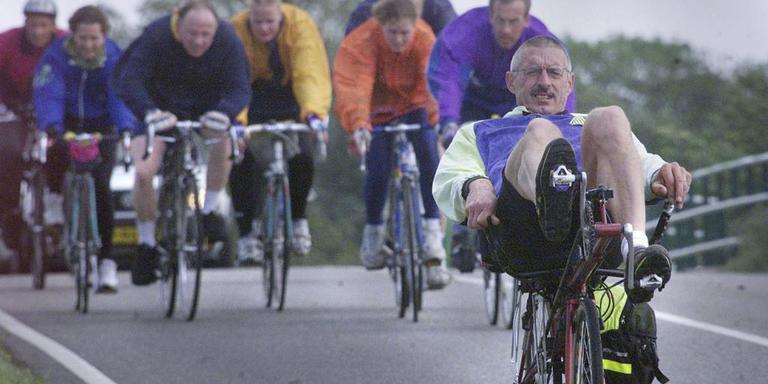 Eerste fietsers elfmerentocht binnen
