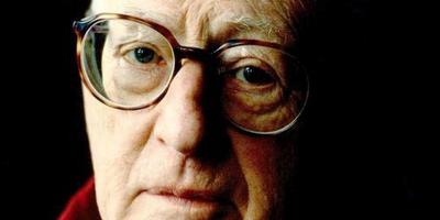 Schrijver Theun de Vries (1907-2005).