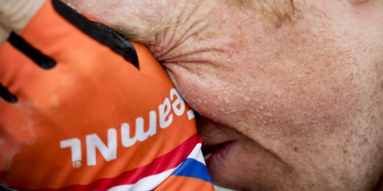 Kruijswijk tevreden na ploegentijdrit